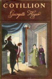 Cover of: Cotillion by Georgette Heyer