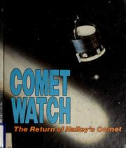 Cover of: Comet watch by Winter, Frank H.