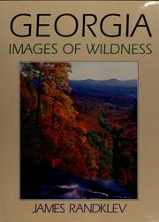 Cover of: Georgia: Images of Wildness by James Randklev