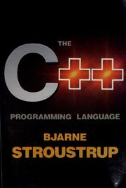 Cover of: The C[plus plus] programming language by Bjarne Stroustrup