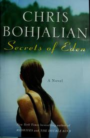 Cover of: Secrets of Eden by Christopher A. Bohjalian