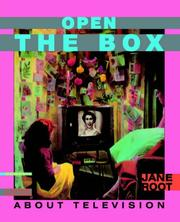 Cover of: Open the box by Jane Root