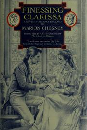 Cover of: Finessing Clarissa by Marion Chesney