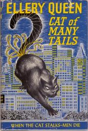 Cover of: Cat of many tails by Ellery Queen