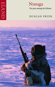 Cover of: Nunaga by Duncan Pryde