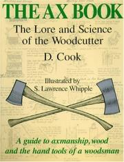 Cover of: The Ax Book by Dudley Cook