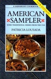 Cover of: American Sampler by Patricia Lousada