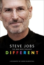 Cover of: Steve Jobs by Karen Blumenthal