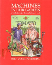Cover of: Machines in our garden by Jan Adkins