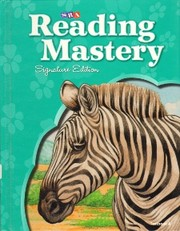 Cover of: SRA Reading Mastery Textbook A by Siegfried Engelmann