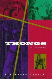 Cover of: Thongs by Alexander Trocchi