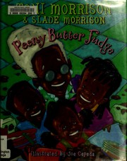 Cover of: Peeny butter fudge by Toni Morrison