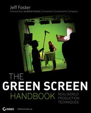 Cover of: The green screen handbook by Jeff Foster