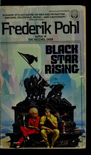 Cover of: Black star rising by Frederik Pohl