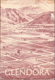 Cover of: Glendora, the annals of a southern California community by Pflueger, Donald H.