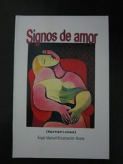 Cover of: Signos de amor by Angel M. Encarnación