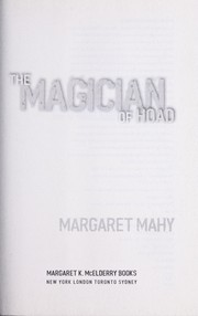 Cover of: The Magician of Hoad by Margaret Mahy