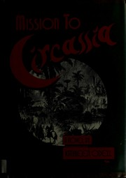 Cover of: Mission to Circassia by Kathleen Odell