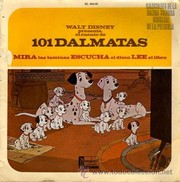 Cover of: 101 Dalmatas by Walt Disney