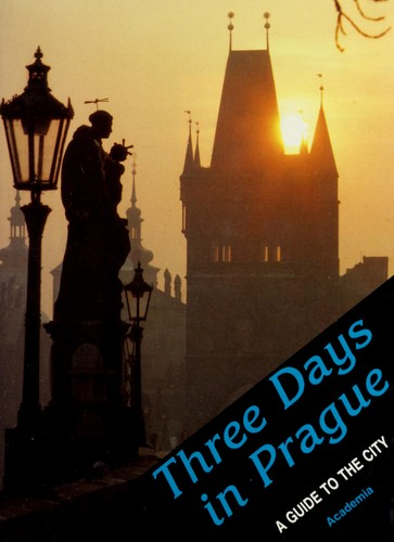 Three days in Prague by Josef Janacek