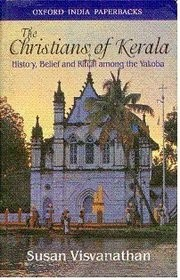 Cover of: The Christians of Kerala by Susan Visvanathan