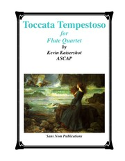 Cover of: Toccata Tempestoso by Kevin Kaisershot