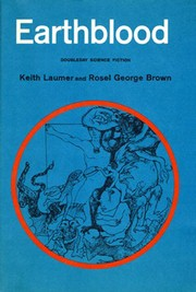 Cover of: Earthblood by Keith Laumer