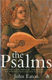 Cover of: The Psalms by John H. Eaton