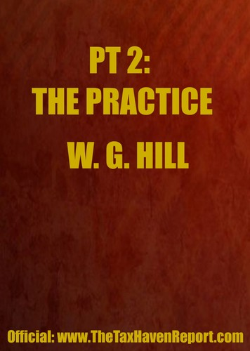 PT 2 The Practice by William G. Hill