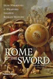 Cover of: Rome & the sword by James, Simon