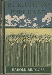 Cover of: By right of purchase by Harold Bindloss