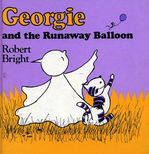 Georgie and the runaway balloon by Robert Bright