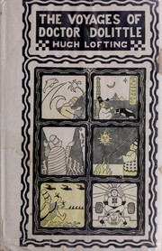 Cover of: The voyages of Doctor Dolittle by Hugh Lofting
