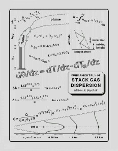 Fundamentals of Stack Gas Dispersion by Milton R. Beychok