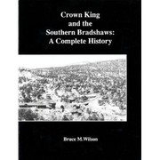 Cover of: Crown King and the Southern Bradshaws by Wilson, Bruce M.