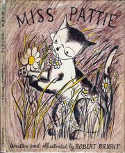 Cover of: Miss Pattie by Robert Bright