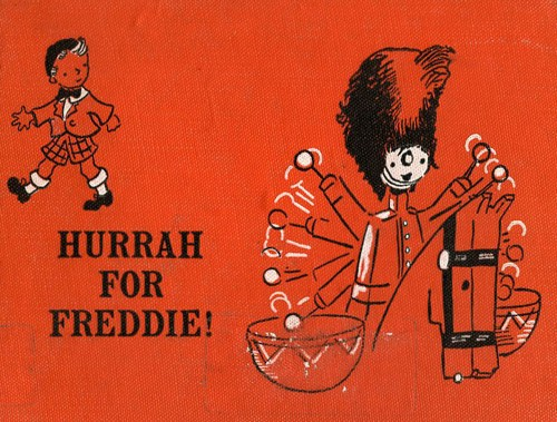 Hurrah for Freddie! by Robert Bright