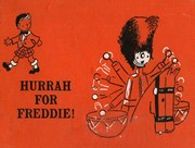 Cover of: Hurrah for Freddie! by Robert Bright