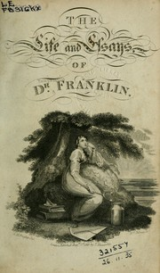Cover of: Life and essays by Benjamin Franklin