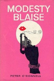 Cover of: Modesty Blaise by Peter O'Donnell