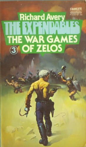 The war games of Zelos by Edmund Cooper