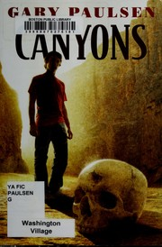 Cover of: Canyons by Gary Paulsen