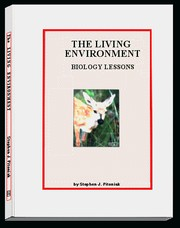 Cover of: The Living Environment by Stephen J. Pitoniak