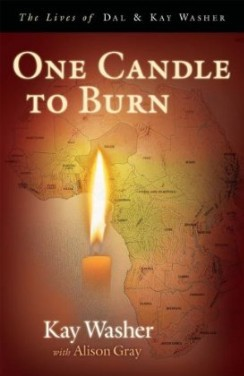 One Candle to Burn by Kay Washer