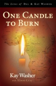 Cover of: One Candle to Burn by Kay Washer