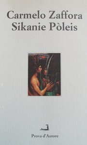 Cover of: SIKANIE POLEIS by Carmelo Zaffora