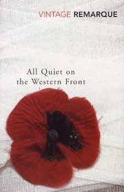 Cover of: All Quiet on the Western Front by Erich Maria Remarque