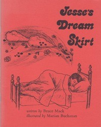 Jesse&#39;s dream skirt by Bruce Mack