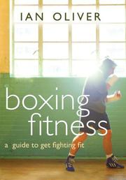 Cover of: Boxing Fitness by Ian Oliver