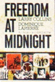 Cover of: Freedom at midnight by Larry Collins